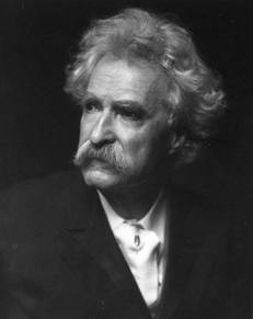 Mark Twain's Handwriting & Biography